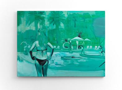 Kate Gottgens | Psychotropics | 2016 | Oil on Canvas | 95 x 130 cm