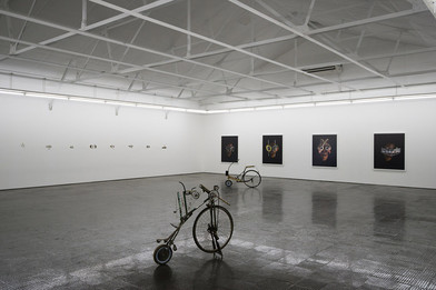 Cyrus Kabiru | C-Stunners & Black Mamba | 2015 | Installation View