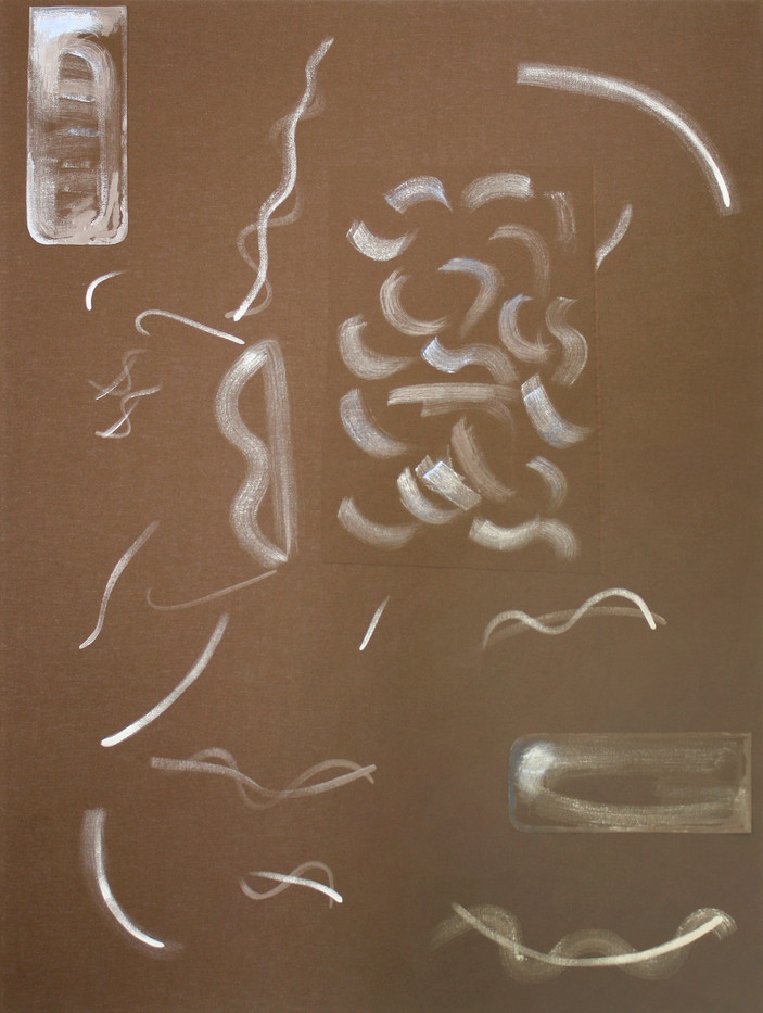 Gerda Scheepers | SA Accent Painting | 2012 | Mixed Media | 101 x 76 cm