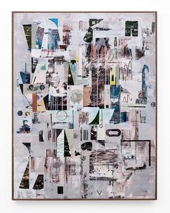 John Murray | Verweer No 1 | 2018 | Acrylic on Canvas | 120 x 90 cm