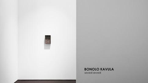 Bonolo Kavula   sewedi sewedi   2021   Installation View