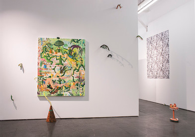 Marlene Steyn | Your Skin Is Not The Best Hiding Place | 2016 | Installation View