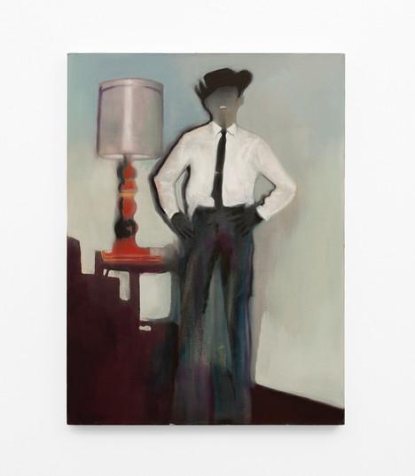 Kate Gottgens | Chuckles | 2020 | Oil on Canvas | 90 x 68 cm