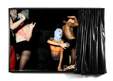 Marinella Senatore | Bodies in Alliance / Politics of the Street I | 2019 | Lightjet Print, Diasec and Acrylic Fabric | 90 x 135 cm | Edition of 5 + 2 AP