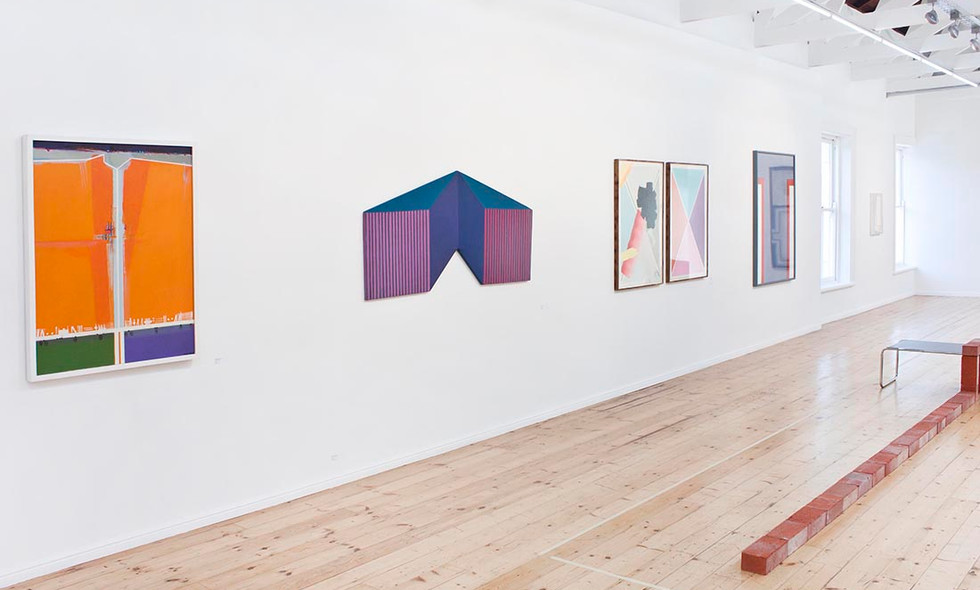 BACK TO THE FUTURE: Abstract Art in South Africa Past and Present   2013   Installation View