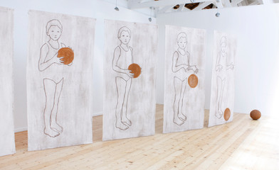 Valerio Berruti | UDAKA | 2012 | Installation View