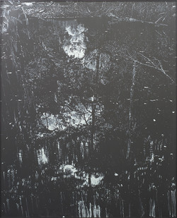 Peter Eastman | Coldstream II | 2017 | Oil on Aluminium | 185 x 150 cm