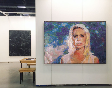 Contemporary Istanbul | 2017 | Installation View