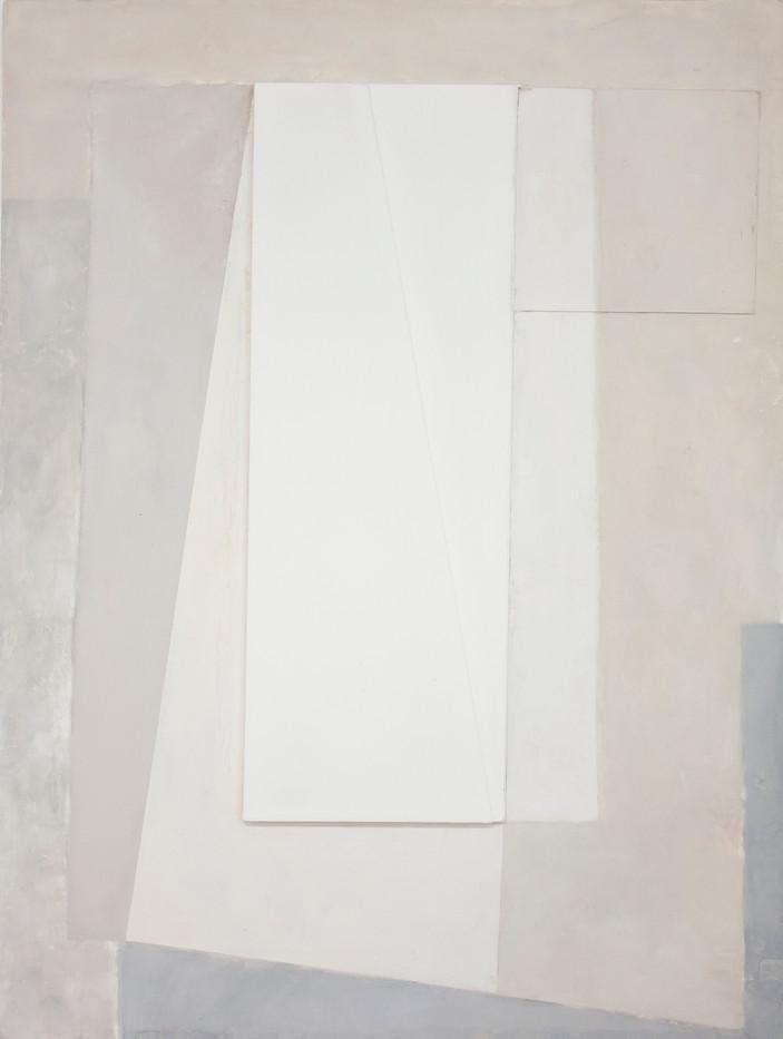 Vivian Van Der Merwe | Untitled - Carrier 3 | 2013 | Oil and Pigment on Canvas | 140 x 100 cm