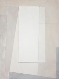 Vivian Van Der Merwe   Untitled - Carrier 3   2013   Oil and Pigment on Canvas   140 x 100 cm