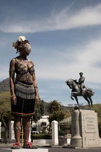 Sethembile Msezane | Untitled (Heritage Day) | 2013 | Photographic Print | 69 x 49 cm | Edition of 3