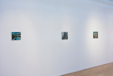 Anton Karstel | Property, Faith & Beauty and Other Recent Paintings | 2014 | Installation View