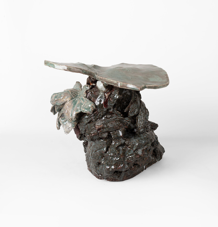Jeanne Hoffman   Shipwrecked Cargoes 2   2020   Stoneware and Porcelain   27 x 27 x 22 cm