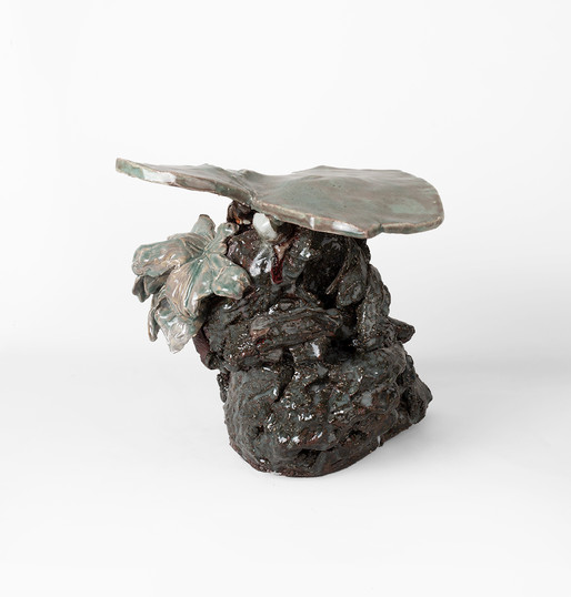 Jeanne Hoffman | Shipwrecked Cargoes 2 | 2020 | Stoneware and Porcelain | 27 x 27 x 22 cm