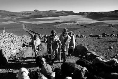 Michael Tesgaye | Ethiopia at Work 6 | 2007 | C-Print | 60 x 90 cm | Edition of 6 + 1 AP