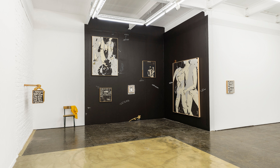 The Female Line | 2019 | Installation View