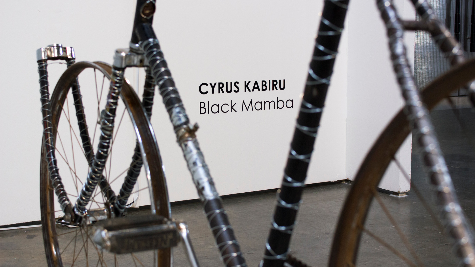 Cyrus Kabiru | FNB Art Joburg | 2015 | Installation View