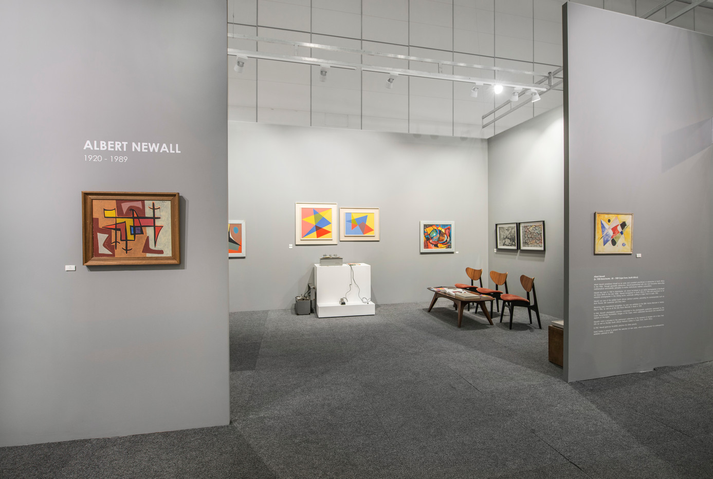 Investec Cape Town Art Fair | Past / Modern | 2019 | Installation View