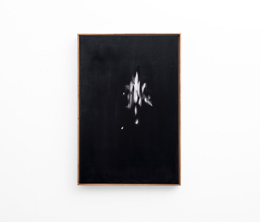 Alexandra Karakashian   Undying XXX   2018   Oil on Canvas   92 x 61 cm