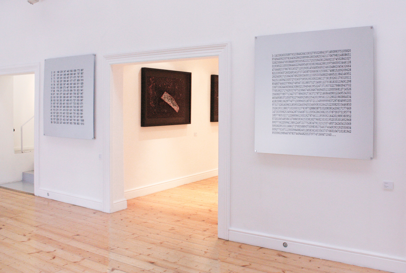 Willem Boshoff | Text Works | 2012 | Installation View