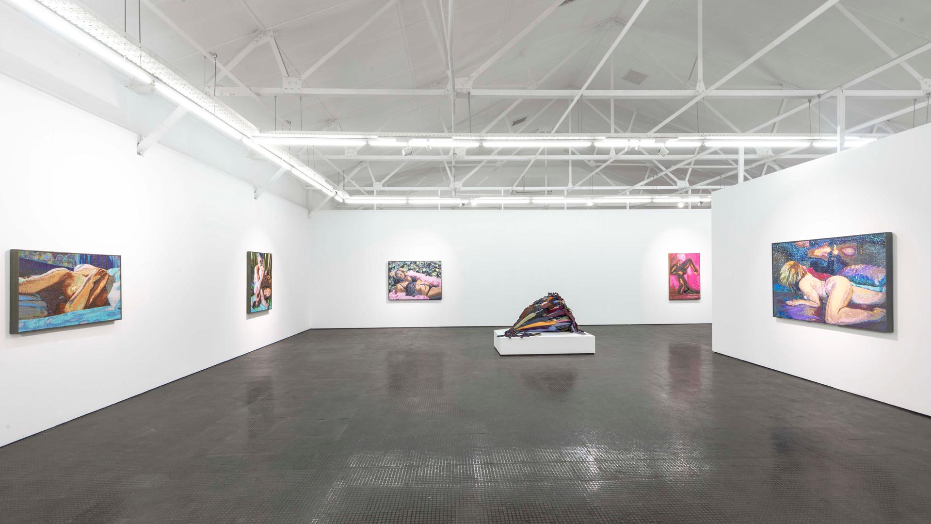 Frances Goodman | Uneventful Days | 2020 | Installation View