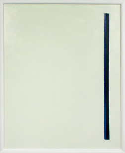 Helen A. Pritchard   Untitled - Carrier 12   2013   Oil and Pigment on Board   77 x 61 cm