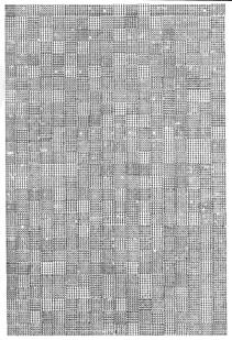 Willem Boshoff | Kyk Afrikaans: Stadsplaas | 2003 | Silkscreen Print on Paper | 73 x 45 cm