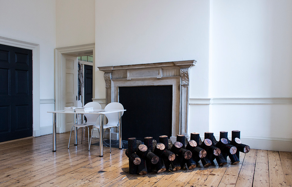Sandile Zulu | 1:54 Contemporary African Art Fair | 2014 | Installation View