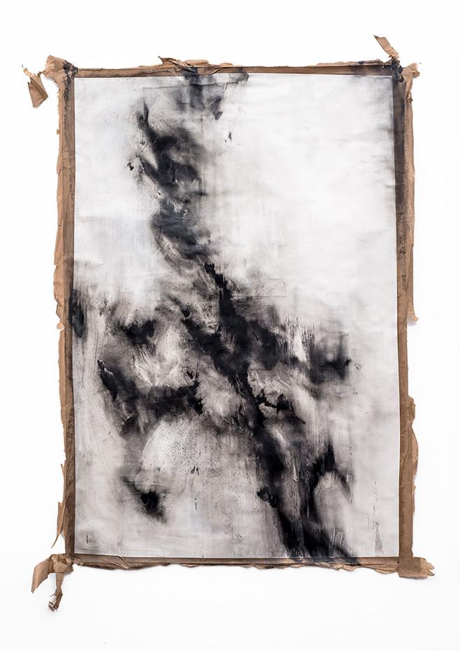 Alexandra Karakashian | Conditions Towards II | 2019 | Oil on Canvas | 154 x 105.5 cm