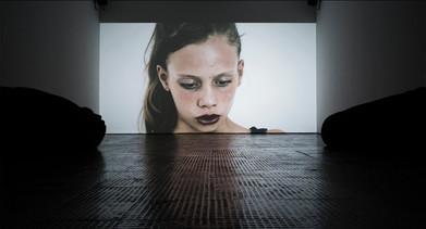 Ed Young | Agnus Dei | 2015 | Installation View