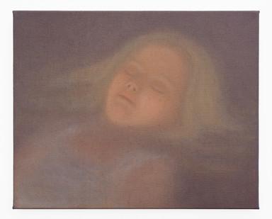 Chechu Alava | Ophelia | 2020 | Oil on Canvas | 33 x 41 cm