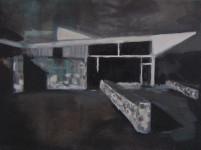 Kate Gottgens | Petty Crime II | 2012 | Oil on Canvas | 30 x 40.5 cm