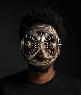 Cyrus Kabiru | Another Mask | 2017 | C-type Print on Diasec Mount | 70 x 60 cm