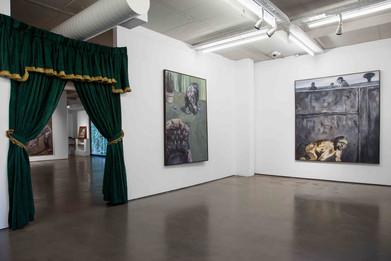 Johann Louw | 'Der Abschied' | 2017 | Installation View