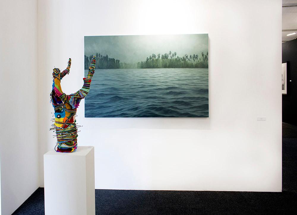 Cape Town Art Fair | 2015 | Installation view