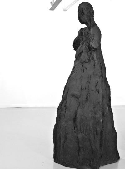 Johann Louw | Medea I | 2015 | Cement Composite | 220 x 80 x 80 cm