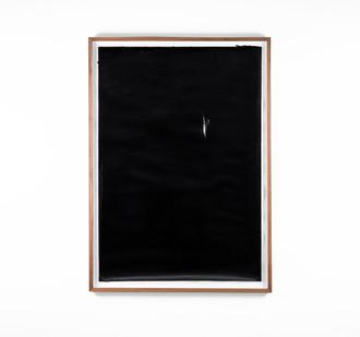 Alexandra Karakashian   Undying XLIX   2018   Oil on Sized Paper   99 x 70 cm