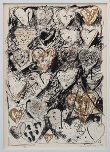 Kevin Atkinson | Rose Selavey | 1976 | Serigraph | 75.5 x 53 cm