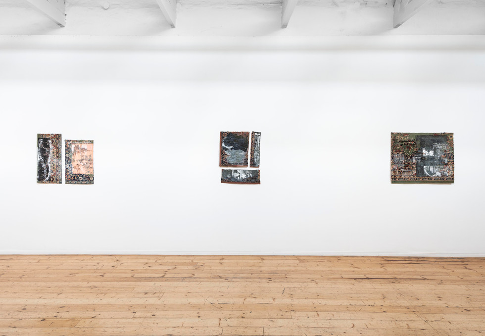 Sepideh Mehbaran | This is Not Propaganda | 2021| Installation View