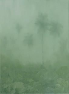 Jake Aikman   N13.204852, W88.446175   2013   Oil on Canvas   30.5 x 23 cm