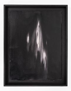 Alexandra Karakashian | Against The Sun XXV | 2020 | Oil on Canvas | 40.5 x 30.5 cm
