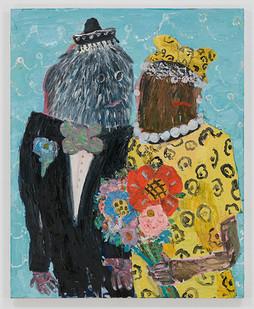 Georgina Gratrix | The Misfits | 2015 | Oil on Canvas | 150 x 120 cm