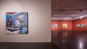 KATE GOTTGENS Tired from Smiling 22.11.17 – 27.01.18  Cape Town