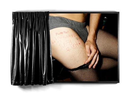 Marinella Senatore | Bodies in Alliance / Politics of the Street II | 2019 | Lightjet Print, Diasec and Acrylic Fabric | 90 x 135 cm | Edition of 5 + 2 AP