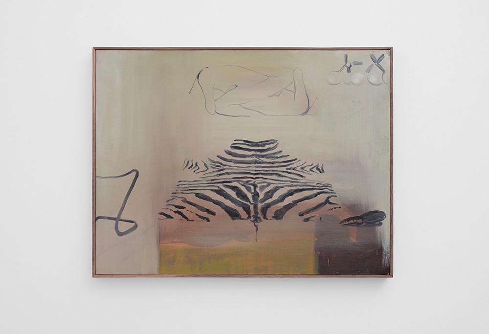 Kate Gottgens   Arena   2017   Oil on Canvas   69 x 90 cm