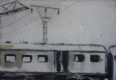 Kate Gottgens | Untitled (21) | 2008 | Oil on Canvas | 30 x 41 cm