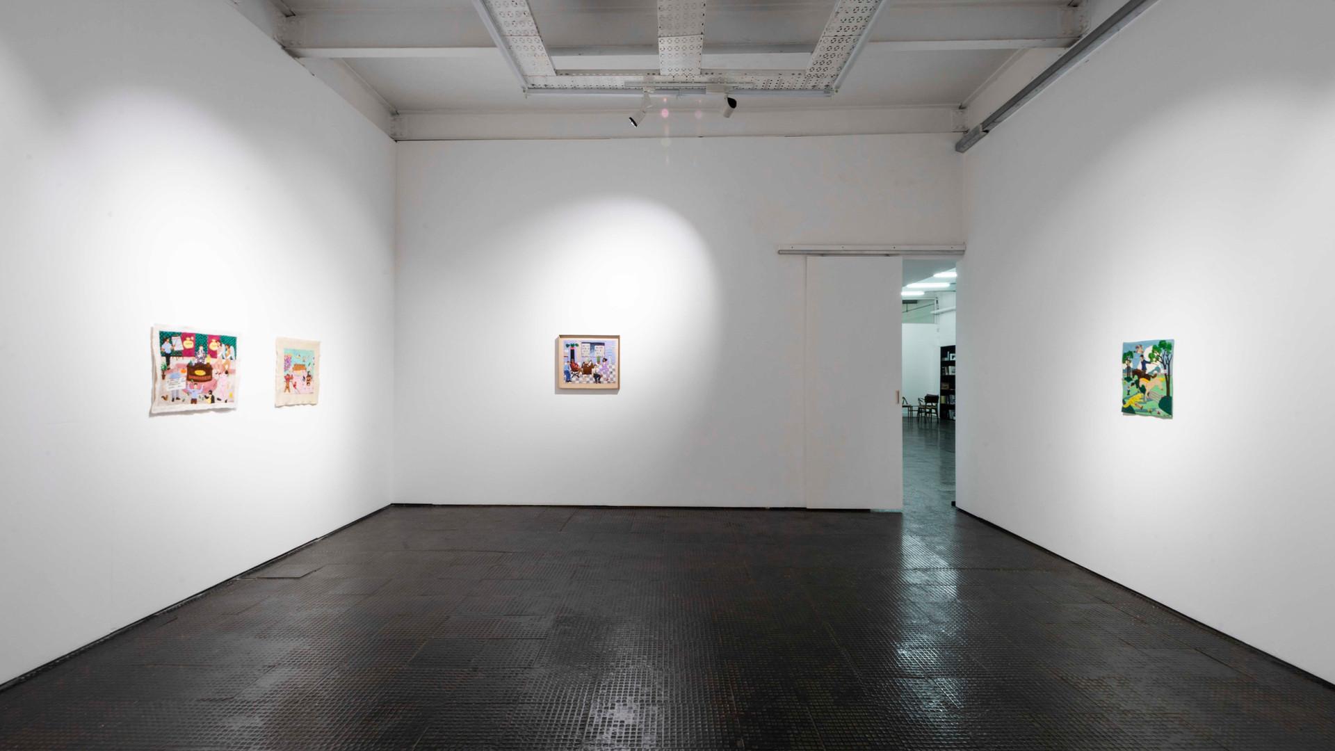 Michaela Younge   Artist Room    2020    Installation View