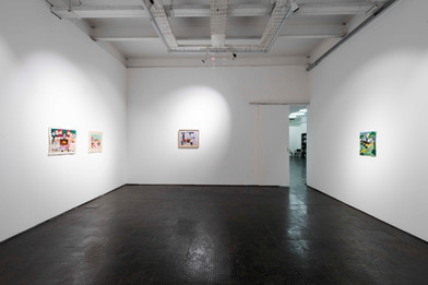 Michaela Younge | Artist Room |  2020  | Installation View