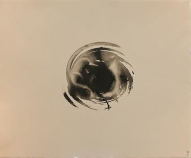 Ricca Kawai Kalderon | Untitled | 2010 | Ink on Paper | 38 x 45 cm