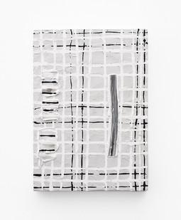 Gabrielle Kruger | Staying Inside | 2020 | Acrylic on Board | 42.5 x 30 cm
